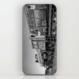 Loco 1313 mono iPhone Skin