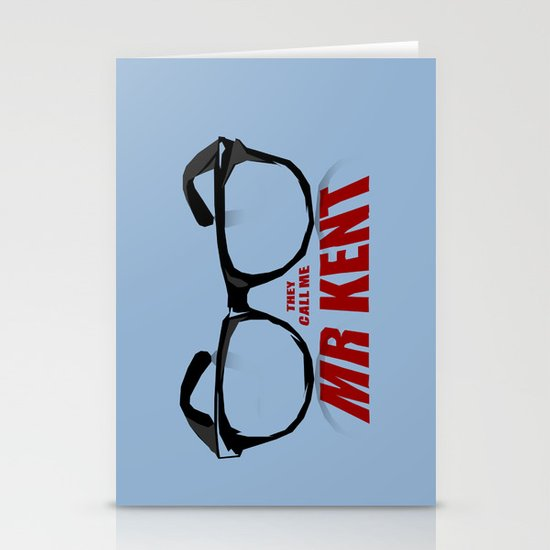 Mr Kent Stationery Cards