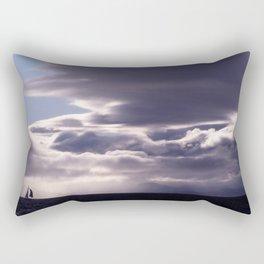 Into The Storm Rectangular Pillow
