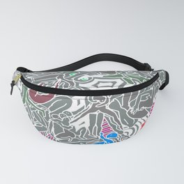 Travel Bodies Fanny Pack