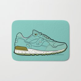 """Saucony Shadow 5000 """"Righteous One"""" Bath Mat"""