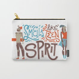 smells like teen spirit Carry-All Pouch