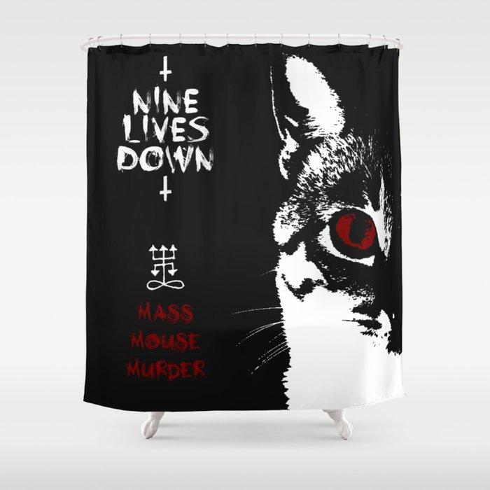 CAT METAL Nine Lives Down