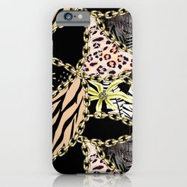 Fashionable, abstract iPhone Case