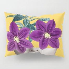 Floral Portrait 2 Pillow Sham