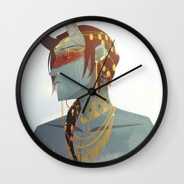 MU: Jotnar Loki Wall Clock
