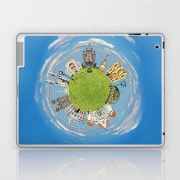timisoara little planet Laptop & iPad Skin