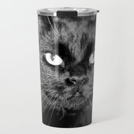 Bewitching Cat Travel Mug