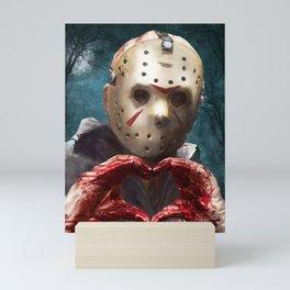 Love, Jason Mini Art Print