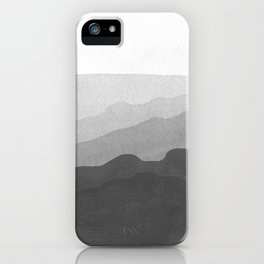 Landscape#3 iPhone Case