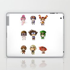 Chibi Goggles Laptop & iPad Skin
