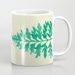 Mint Fern Coffee Mug