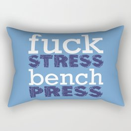 Bench Rectangular Pillow
