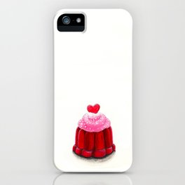 Sweet heart iPhone Case