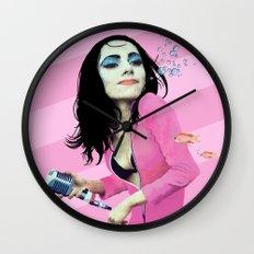 PJ  Wall Clock
