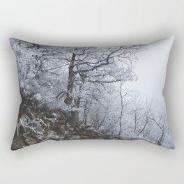 Blizzard // #TravelSeries Rectangular Pillow