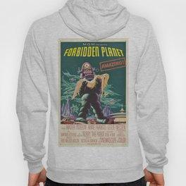 Vintage poster - Forbidden Planet Hoody