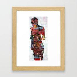 Retro 45 Framed Art Print