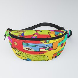 Spread Fanny Pack