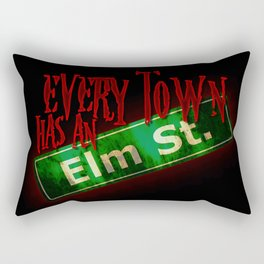 Every Town Elm Street Rectangular Pillow