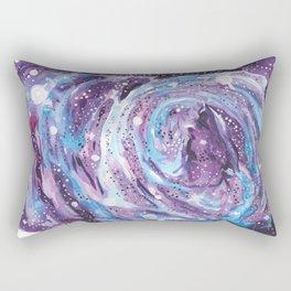 Galaxy of Spirals Rectangular Pillow