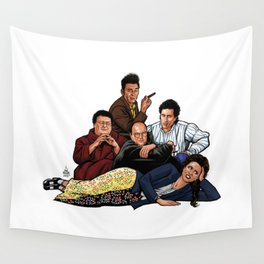 The Nothing Club Wall Tapestry