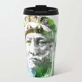 Rainbow Native Travel Mug