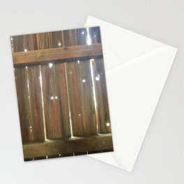 Sunlight Through the Barn Stationery Cards