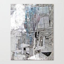 Folder/Book Canvas Print