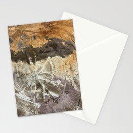 Ancient Petrified Tree Stationery Cards