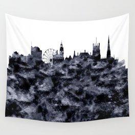Sheffield Skyline Great Britain Wall Tapestry