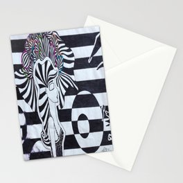 Colors of the Mind Stationery Cards