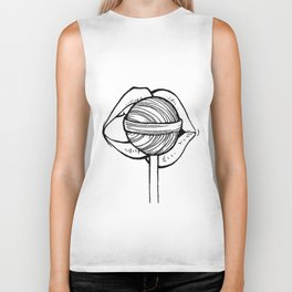 Lollipop Biker Tank