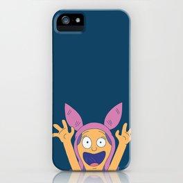 Louise Belcher YAY iPhone Case