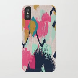 Bohemian take 2 iPhone Case