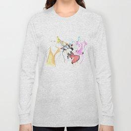 Whe love Fashion Long Sleeve T-shirt