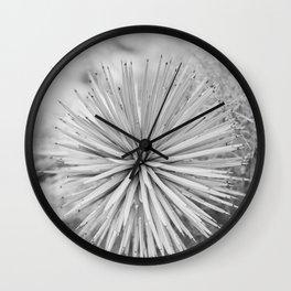 Black & White Desert Friend Wall Clock