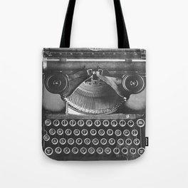 Vintage Typewriter - Before Email Tote Bag