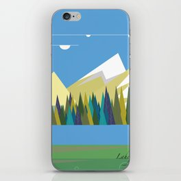 Hills iPhone Skin