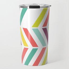 Rainbow ziggy Travel Mug