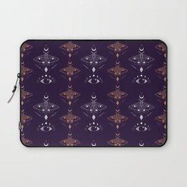 Mystic Moths Laptop Sleeve