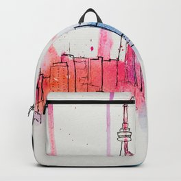 Toronto Harbour Backpack