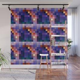 Pixels Wall Mural