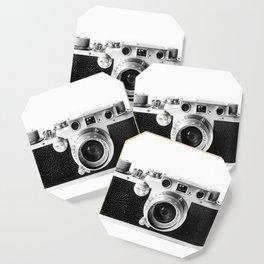 Old Camera Coaster