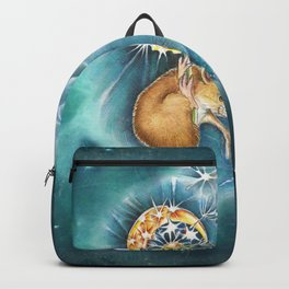 Step 1  Close your eyes - step 2 Make a Wish - step 3 Blow Backpack