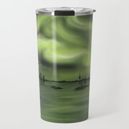 Aurora Fox Travel Mug