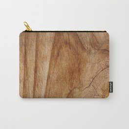 Natural Wood Texture for Wood Artworks Lovers. Carry-All Pouch
