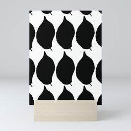 Blätter Mini Art Print