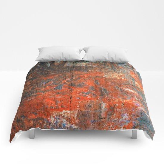 Xipe Totec Comforters