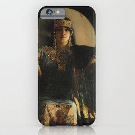 The Empress Theodora, Jean-Joseph Benjamin-Constant iPhone Case